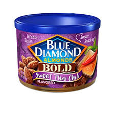 Blue Diamond Almonds Bold Sweet Thai Chili