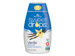SweetLeaf Sweet Drops - Vanilla