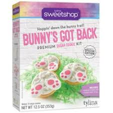 New! Sweetshop Bunny's Got Back Sugar Cookie Mix Kit