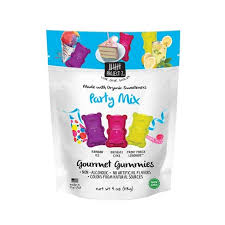 New! Project 7 Gummies Party Mix  - 4oz