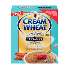 Cream of Wheat Instant Cinnabon 3pk - SALE