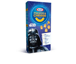 New ! Kraft Macaroni & Cheese Star Wars