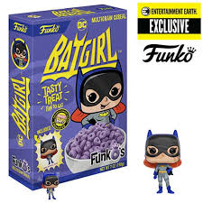 BatGirl Cereal - Includes Funko Pocket Pop!