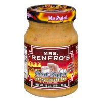 Mrs. Renfro's Ghost Pepper Nacho Cheese Dip