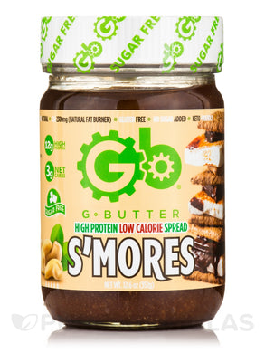 New! GButter S'more Nut Butter 12.6oz