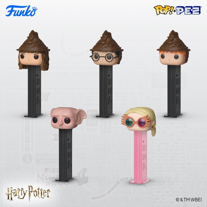 Harry Potter Funko Pop Pez