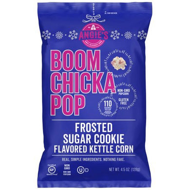 Boom Chicka Pop Frosted Sugar Cookie Kettle Corn - 4.5 oz