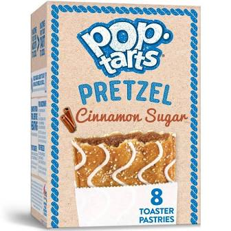 Pop Tarts Cinnamon Sugar Pretzel - 8ct