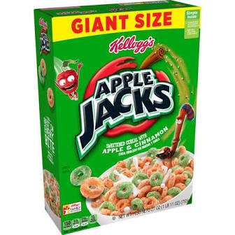 Apple Jacks Cereal - 27.0oz