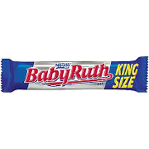 Baby Ruth Chocolate Bar King Size -3.7oz