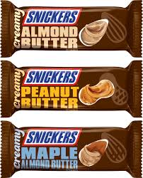 New! Snickers Creamy Almond Butter - 1.40oz