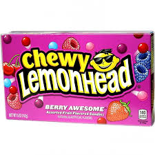New! Chewy Lemonhead Berry Awesome - Sale!