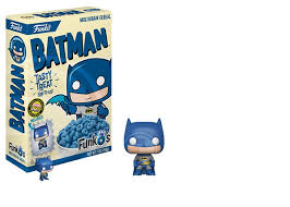 New! BatMan Cereal - Includes Funko Pocket Pop!