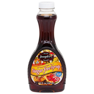 Joseph's Sugar Free Maple Flavour Syrup