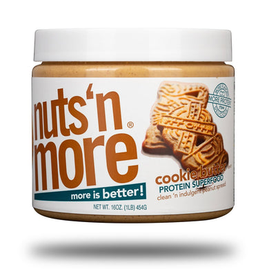 Nuts 'N More Cookie Butter High Protein Spread