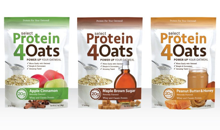 PEScience Select Protein 4 Oats