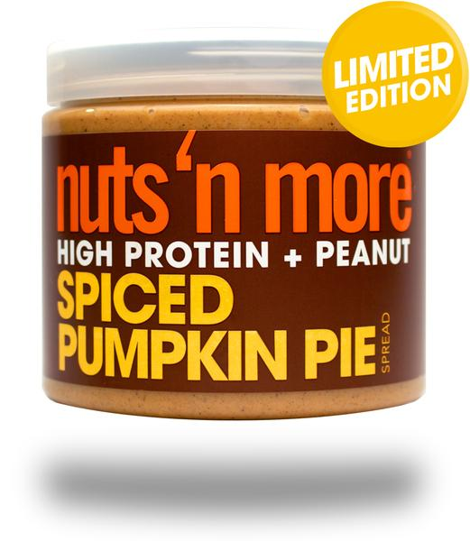 Nuts 'N More Limited Edition Spiced Pumpkin Pie High Protein Spread