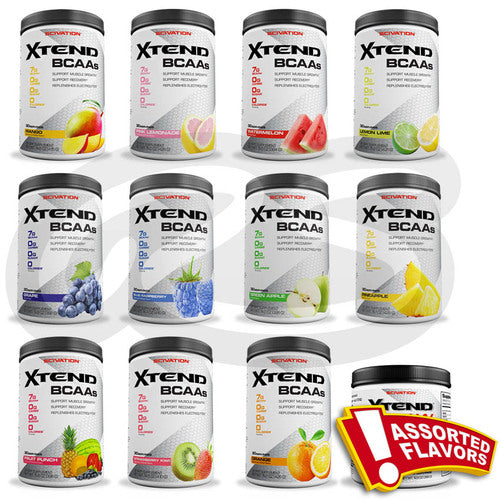 Scivation Xtend BCAAs - 30 Servings SALE!
