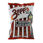 New! Zapp's New Orleans Kettle Style Mesquite Bar-B-Que - 2.5oz