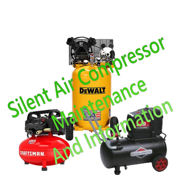 Silent Air Compressor Maintenance Tips