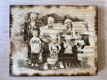 Personalized Wood Wall Art - Heavy Barrel Designs