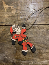Santa Voodoo Doll Ornament - Heavy Barrel Designs
