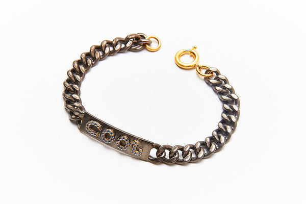 COOL Mini ID Bracelet