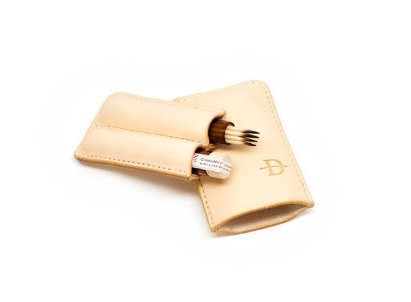 Daneson Two-Finger Leather Case