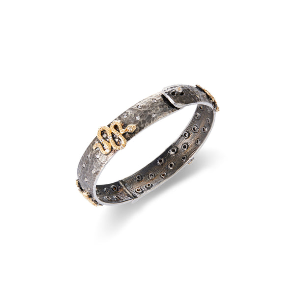 DANNI SERPENT BANGLE BRACELET