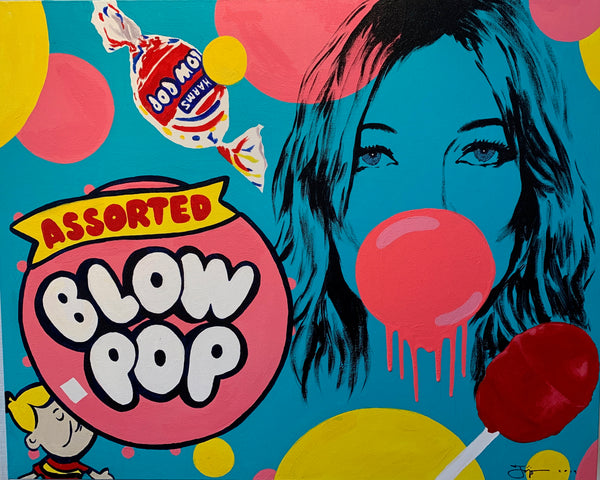 JOJO ANAVIM / BLOW POP
