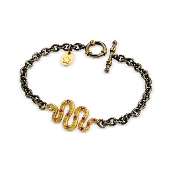 Very Lucky Serpent Bracelet