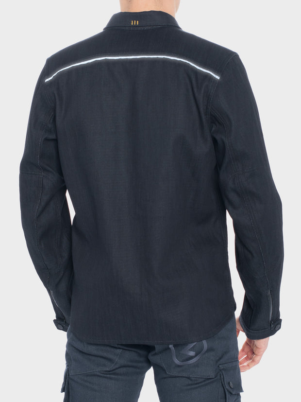 A92 Lite Denim Motorcycle Riding Jacket with Dyneema®