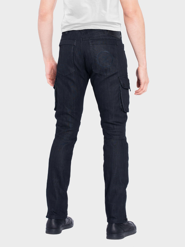 CITY - Protective motorcycle riding jeans with with UHMWPE by ZIN Motowear.