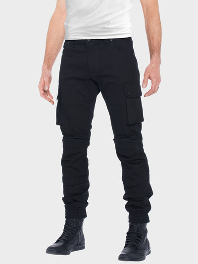 LIVIN - Protective motorcycle riding jeans with stretch with UHMWPE by ZIN Motowear.