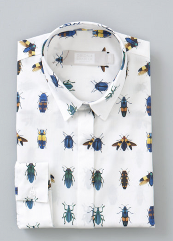 Jewel Beetle Shirt
