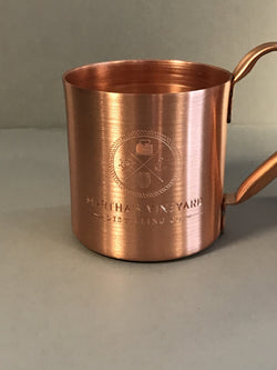 10 oz Solid Copper Moscow Mule Mug