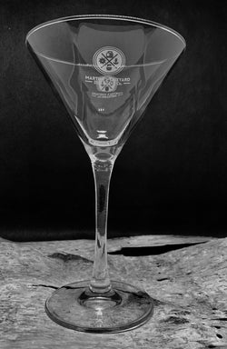 10 oz Martini Glass