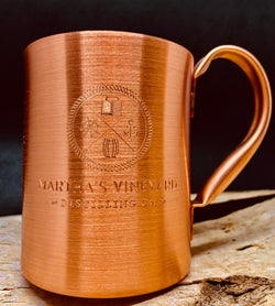 Solid MVDC  14 oz Copper Mug