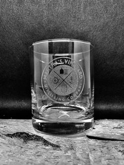 10 oz Rocks Glass
