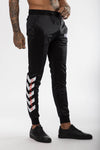 Co-ord Track Pants Black - The Yard
