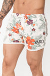 Desire Swim Shorts Beige - The Yard