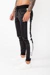 Anima Track Pants Black - The Yard