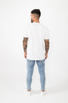 Signature T-Shirt White - The Yard
