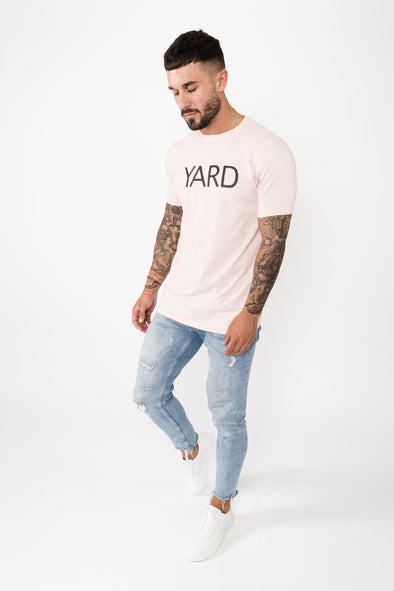 Statement T-Shirt Salmon - The Yard