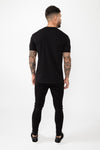 Statement T-Shirt Black - The Yard