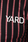 Malice T-Shirt Black/Red - The Yard