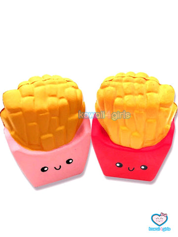 French Fries Squishies