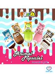 Animal Popsicle Squishies