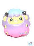 Areedy Rainbow Sheep Squishies
