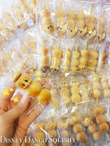 Disney Dango Squishies